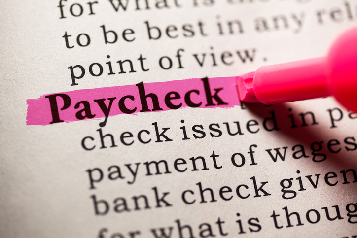A Glossary of Payroll Terms